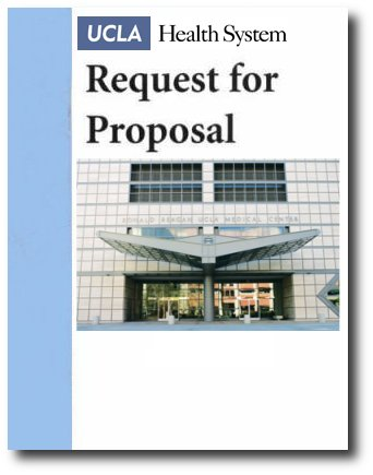 UCLA Health Procurement & Strategic Sourcing: Request for Proposal