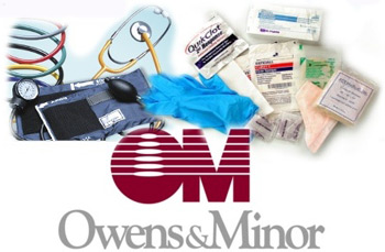 Owens & Minor - hospital supplier